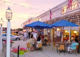 outdoor dining cape may area restaurants and dining