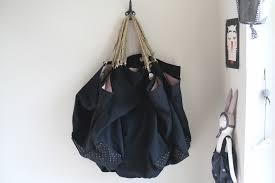 sac cabas en lin sac cabas sashiko z by zimbo