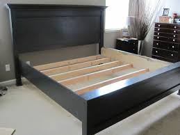 farmhouse bed california king plans would need to change