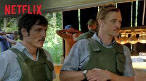 narcos official trailer 2 netflix hd narcos pinterest