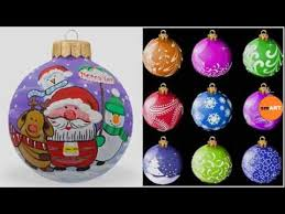 tree balls ornaments