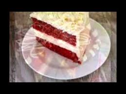 red velvet cream cheese recipe youtube