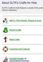 dltk u0027s crafts for kids website review