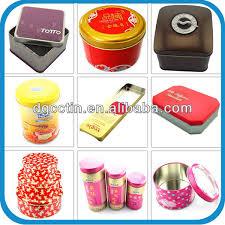 wholesale custom aluminum tin box square tin can buy empty tin