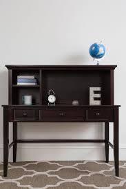 Espresso Computer Desk With Hutch by Desk Espresso Craft Bedroom Furniture