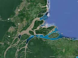 Amazon River On World Map by Scientists Discover Enormous Coral Reef At The Amazon River The