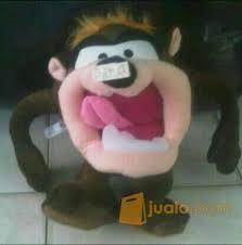 film kartun untuk anak bayi boneka karakter hewan film kartun tazzmania devil grade ori sni