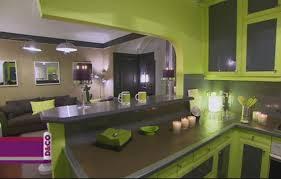cuisine gris et vert idee deco cuisine cagne 4 photo decoration cuisine vert anis