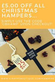 24 best christmas hampers images on pinterest christmas hamper