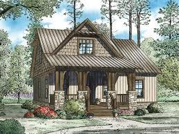 charming craftsman cottage house plan craftsman cottage house