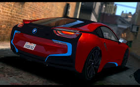 Bmw I8 Red - bmw i8 all red u2013 new cars gallery