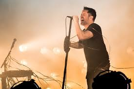 nine inch nails close out fyf with a david bowie tribute and a