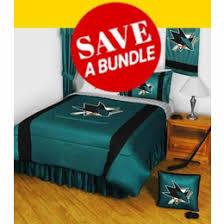 Hockey Bedding Set Buy Today San Jose Sharks Bedding Bedding Sets Comforter Sheet