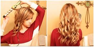casual shaggy hairstyles done with curlingwands casual shaggy hairstyles done with curlingwands 1000 ideas about