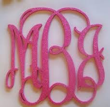 Baby Monogram Wall Decor Best 25 Decorative Wall Letters Ideas On Pinterest Diy Decorate