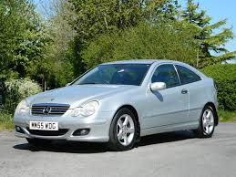 used mercedes benz c class se 3 doors cars for sale motors co uk