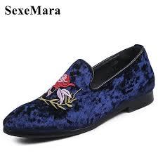 wedding shoes europe new men velvet loafers party slip on wedding shoes europe