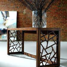 Ethan Allen Console Table Ethan Allen French Console Table Donatella Large Shatter Hover
