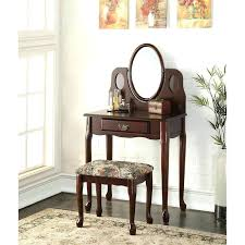 Glass Vanity Table With Mirror Vanity Desk With Mirror Vanity Mirror Set Enchanting Glass Vanity