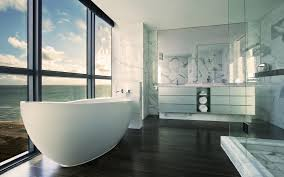 Wallpaper For Bathroom by Awesome Modern Wallpaper For Bathrooms Part 14 Bathroom