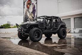 tuning jeep wrangler luxuria extremely bespoke jeep wrangler for the apocalypse