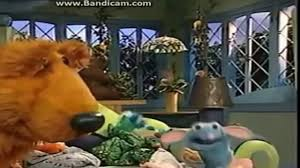bear in the big blue house morning glory youtube