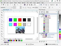 pattern corel x7 coreldraw x7 online tutorials course how to gurus