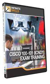 amazon com cisco 100 101 icnd1 exam training dvd