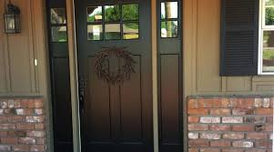Wood Exterior Doors For Sale Craftsman Door With Side Lights Entry Dallas Privacy For You