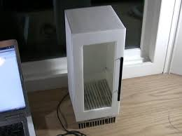 Small Under Desk Refrigerator 5 Mini Usb Fridge 7 Steps With Pictures