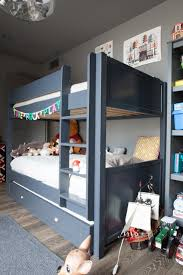 chambre garçon lit superposé chambre enfant lit superpose