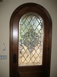 lead glass door inserts creative glass art