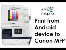 print from android i sensys mf232w m631cn mf411dw mf732cdw print from android with