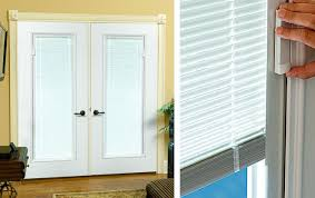 Patio Door Internal Blinds Bedroom Best Odl Enclosed Blinds Add On Built In Patio Door For