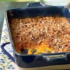 easy healthy sweet potato casserole recipes cooking light