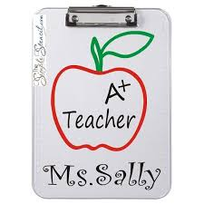 personalized gifts for teachers w vinyl lettering u0026 stickers