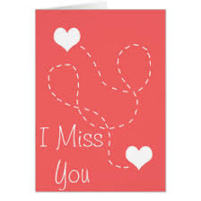 i miss you cards i miss you cards greeting photo cards zazzle