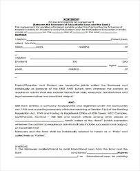 bank loan agreement format personal loan agreement printable