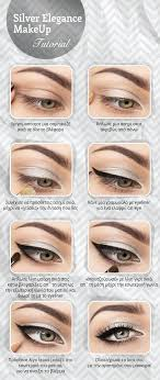 17 best ideas about silver eyeshadow on silver makeup silver eye makeup and prom eye makeup