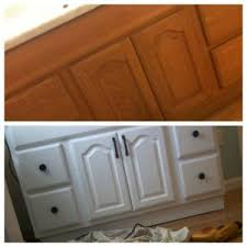 Painted Vanities Bathrooms Best 25 Painting Bathroom Vanities Ideas On Pinterest Paint