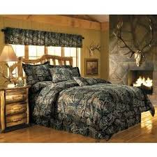 Camouflage Bedrooms   cabin bedroom i am doing this i really like the log furniture