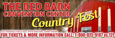 red barn convention center