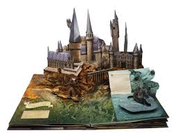 harry potter a pop up book kee bruce foster andrew