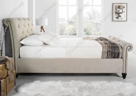 sleigh beds wooden sleigh beds time4sleep