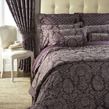 Bed Linen Sizes Uk - bedding appealing plum bedding mauve colour stylish floral