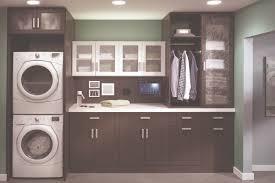 Laundry Room Hamper Cabinet by Custom Laundry And Utility Rooms Portland Closet Company