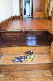 gel stain existing stained wood minwax gel stain