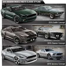 Release Date For 2015 Mustang 2018 Mustang Bullitt Concept Newscar2017