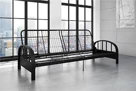 dhp furniture aiden futon frame