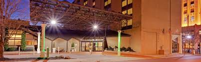 Allentown Lights In The Parkway Holiday Inn Allentown Center City Hotel By Ihg